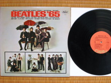 アメリカ盤BEATLES'65