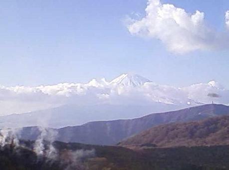 KU?富士山 in 箱根(2009/12/7)