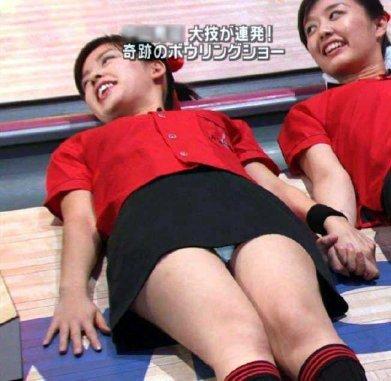 中野美奈子のパンチら
