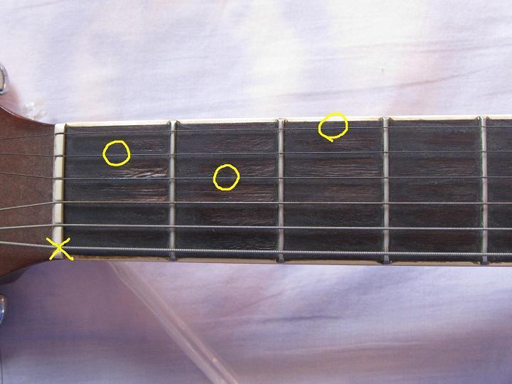ハードデイズナイト ギター コード