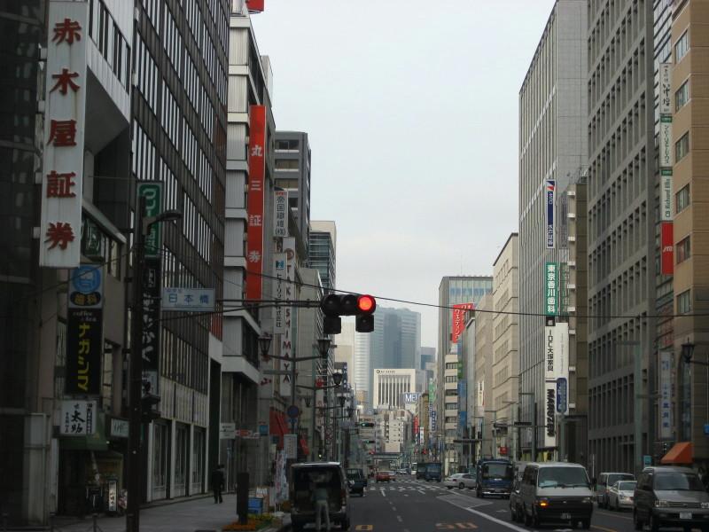日本橋交差点