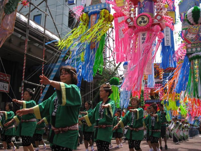 平塚七夕パレード2010