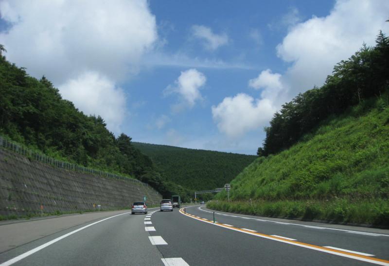 東富士五湖道路3