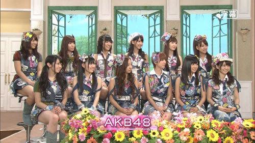 AKB48 徹子の部屋