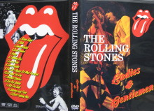 THE ROLLING STONES 『LADIES AND GENTLEMEN』DVD画像