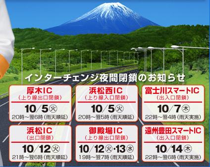 東名 富士山