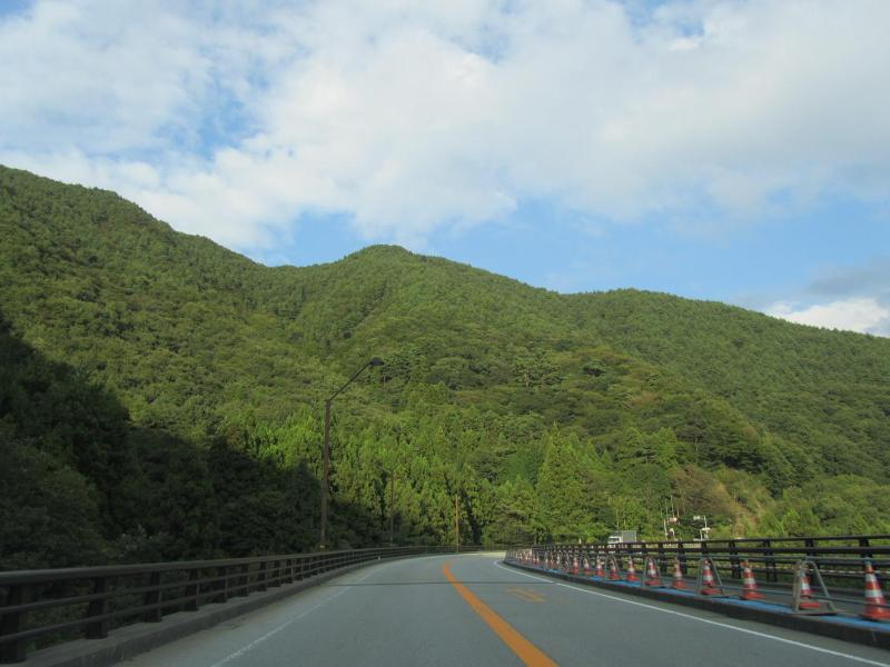 国道139号線 青木ヶ原大橋