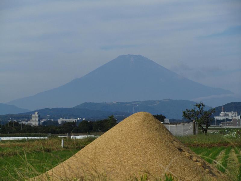 W富士山写真