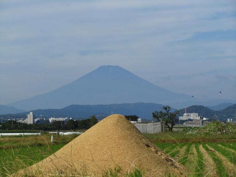 ダブル富士山画像