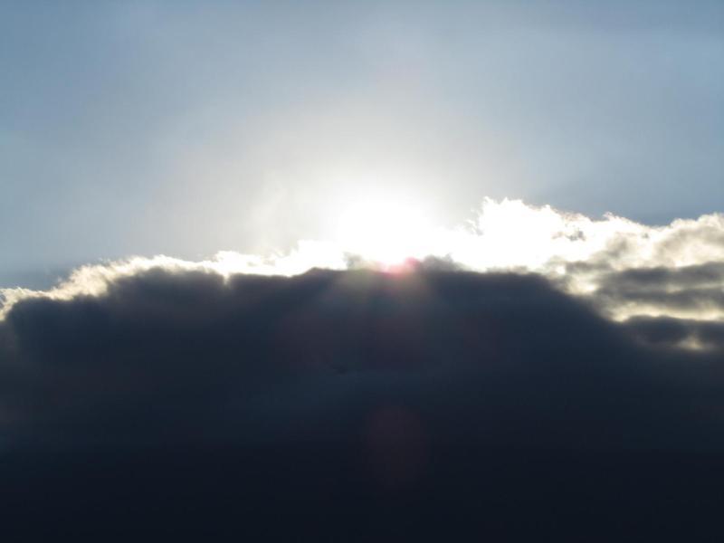山中湖ダイヤモンド富士 2010年11月6日 ⑤