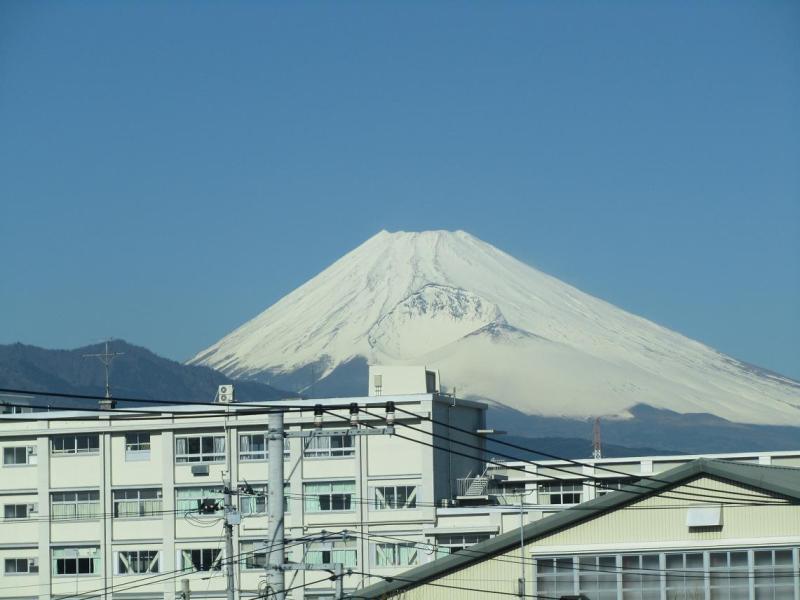 三島 富士山画像