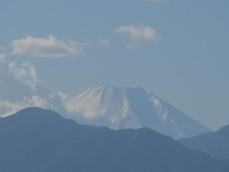 富士山画像 八王子