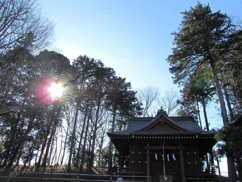 北八幡神社画像 八王子