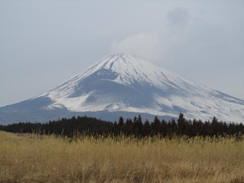 富士山 裾野市