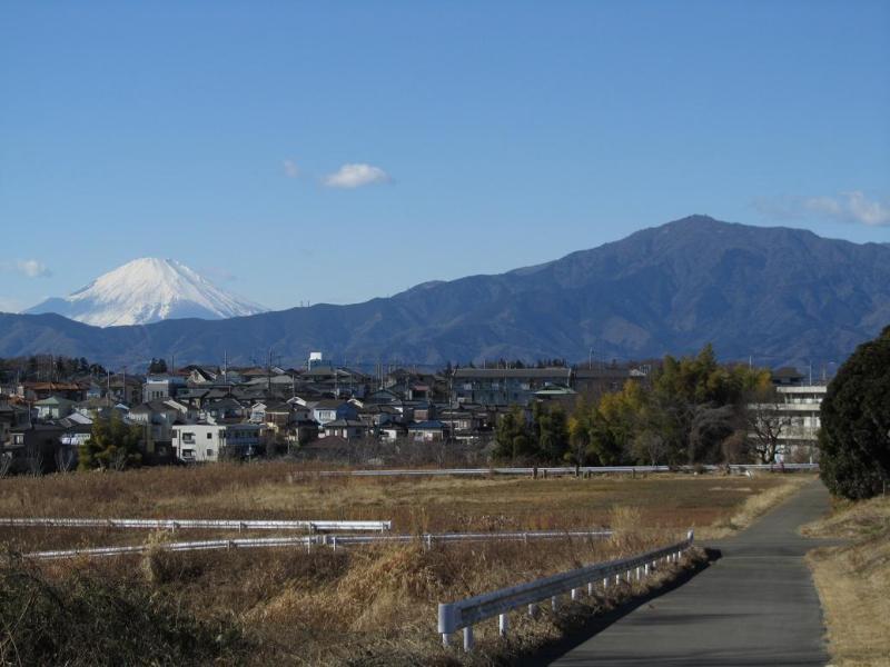 富士山 海老名