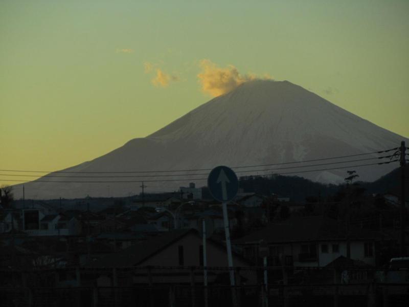 富士山 平塚