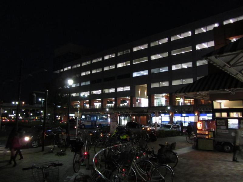 オルトヨコハマ 新子安駅ロータリー 画像