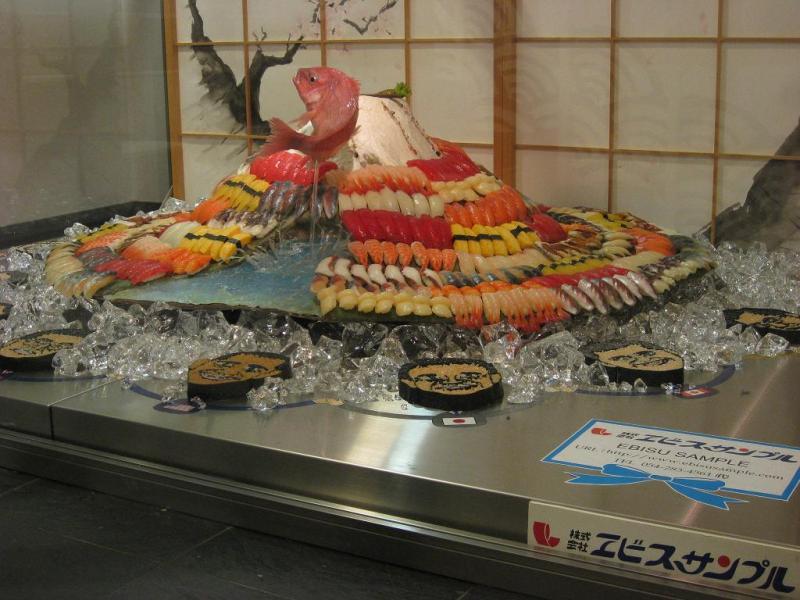 寿司富士山 清水