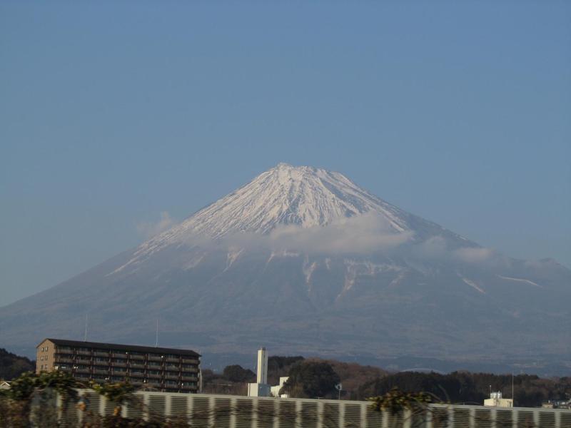 東名富士富士山