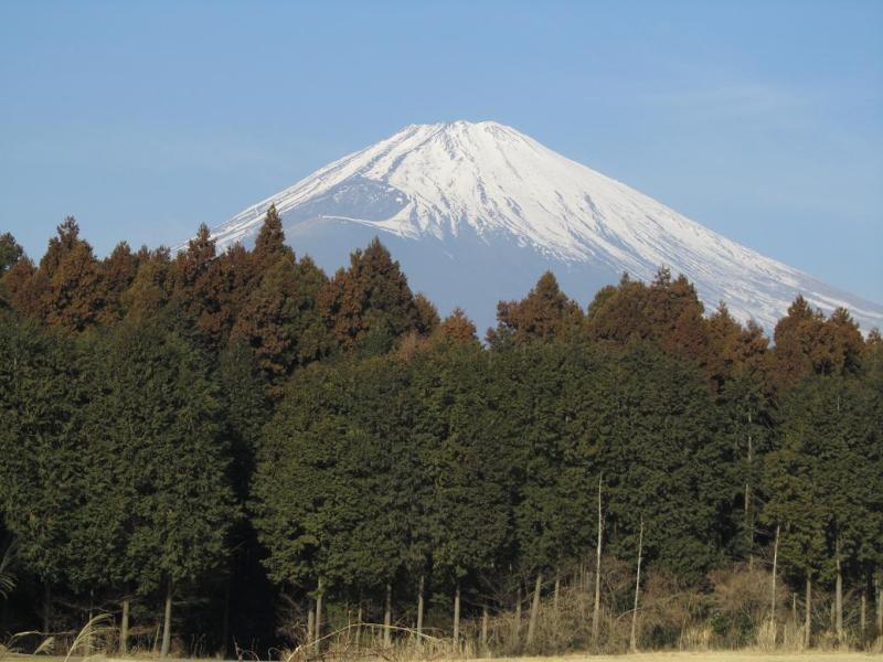 富士山 御殿場