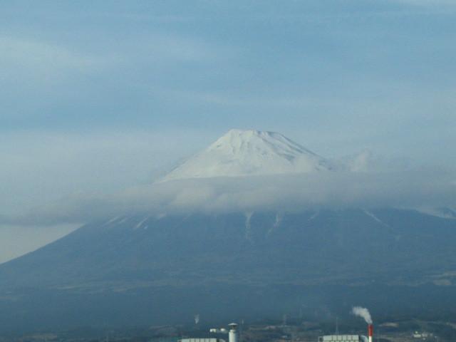 富士山の日の富士写真画像