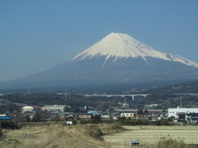 富士山 富士市