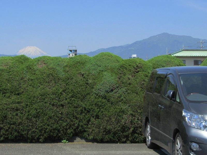 ⇒富士山 大山