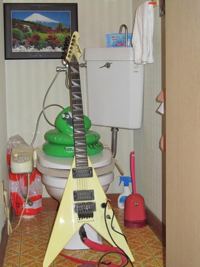 フライングV ギター