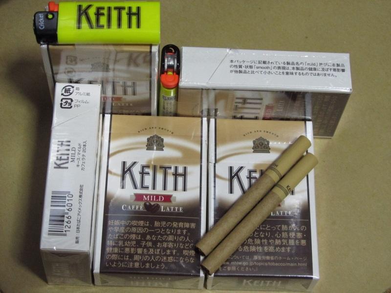たばこ KEITH