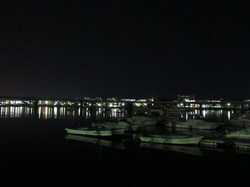金沢八景 夜景