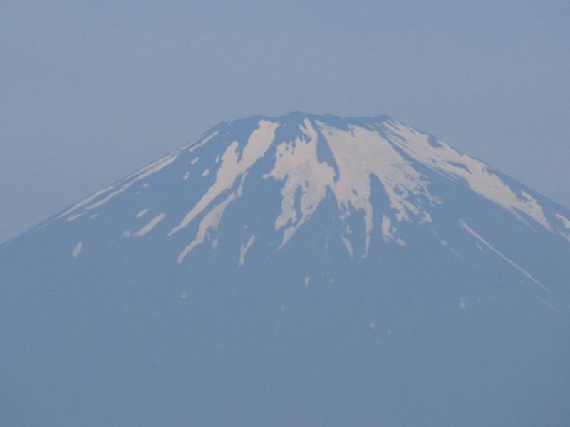 夏至の富士山