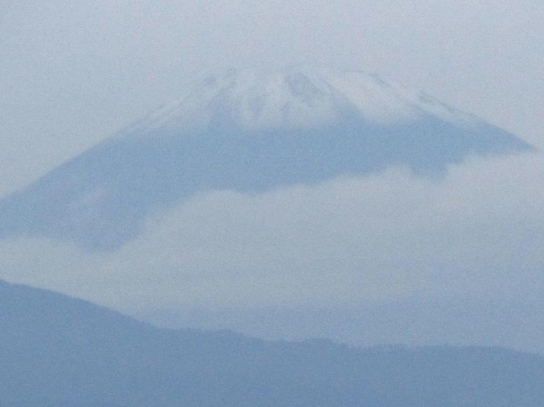 第二冠雪富士